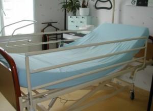 lit médicalisé