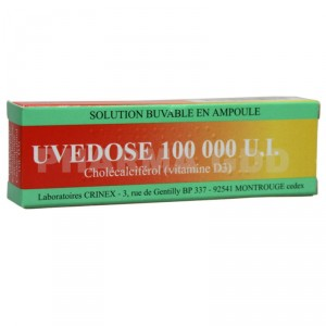 BOOSTER contre la carence en vitamine D